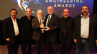 2012 Primetime Emmy Engineering Award for ASC CDL